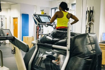 Alter-G: Anti-Gravity Treadmill