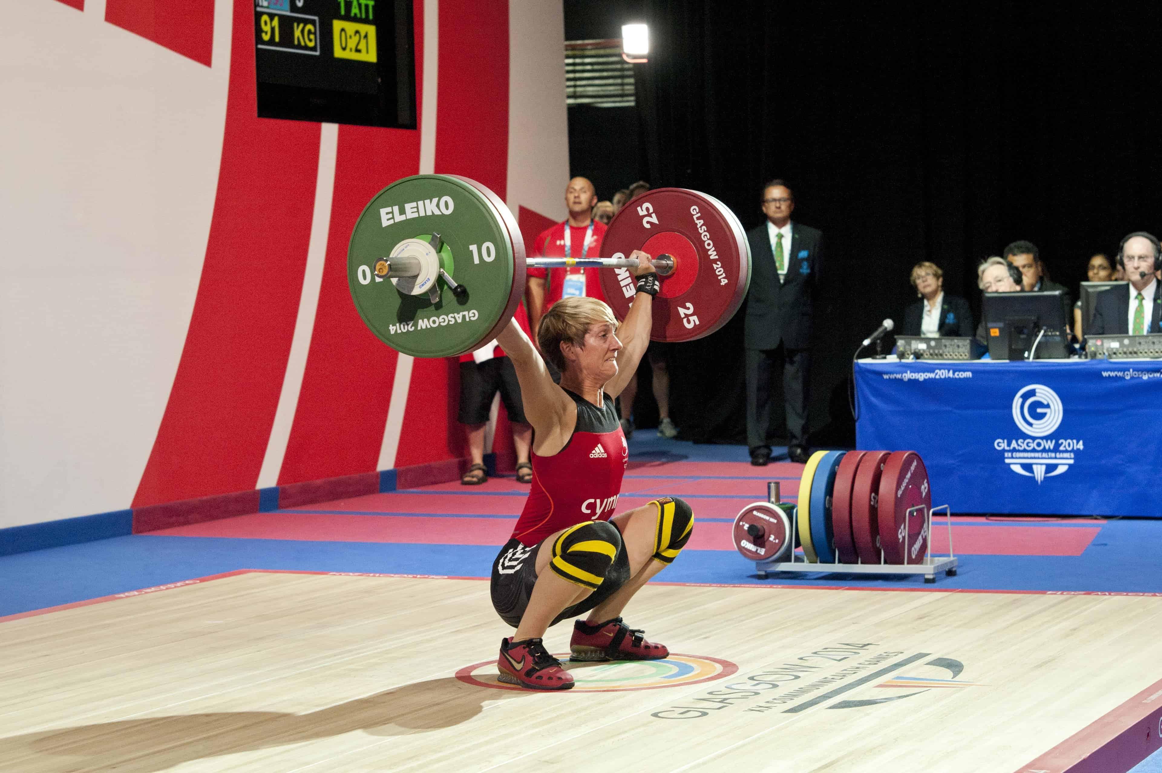 Olympic Weightlifting Clapham London Balance
