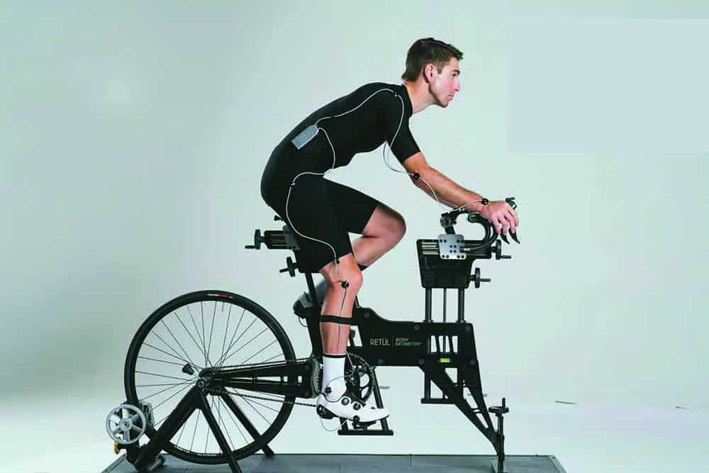 3D Retül Bike Fit | Clapham London | Balance Performance Physiotherapy