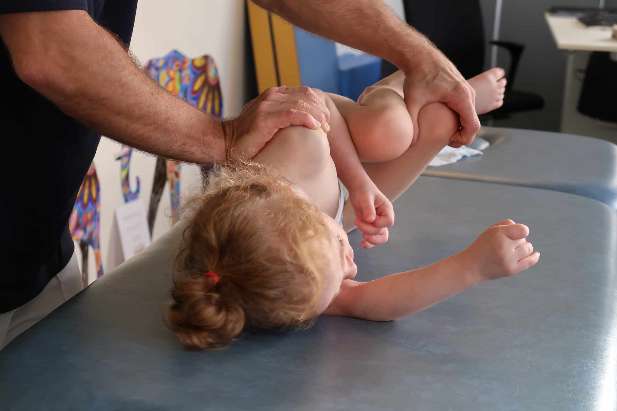 Vojta therapy for children, neuro physio london