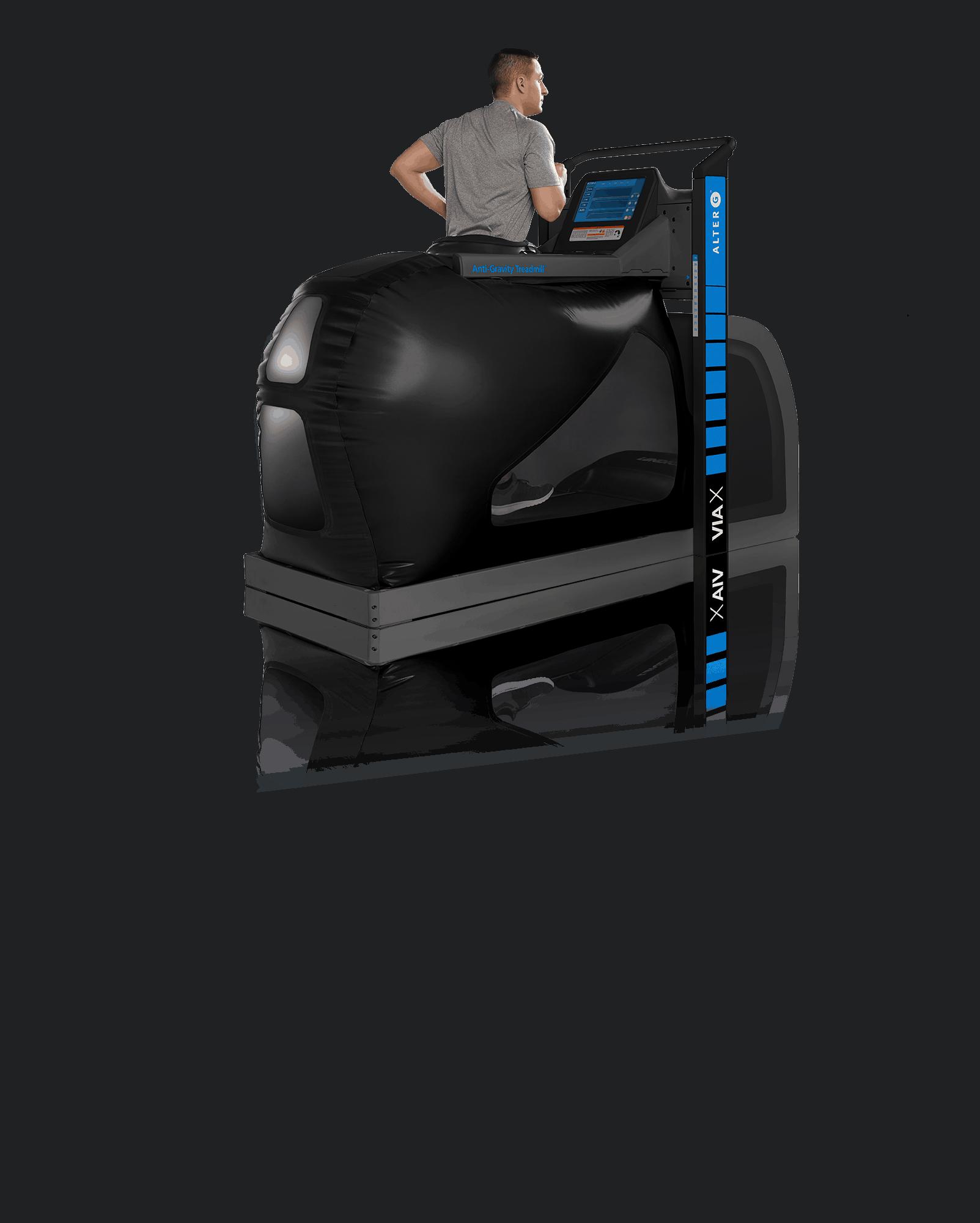 AlterG anti-gravity treadmill London
